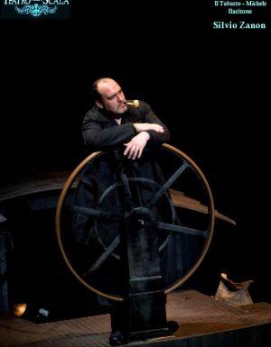 Silvio Zanon alla Scala di Milano