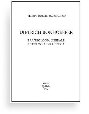 """Dietrich Bonhoeffer (Giuseppe Zamboni) Le lettere dal carcere di Bonhoeffer presentano una la lettura non religiosa del cristianesimo venne vista come la svolta di un pensiero che abbandonava le proprie posizioni precedenti per assumere una sorta di """"ateismo cristiano"""""""